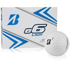 Bridgestone e6 Lady Monogram Golf Balls