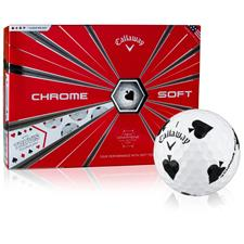 Callaway Golf 2018 Chrome Soft Truvis Suits Golf Balls