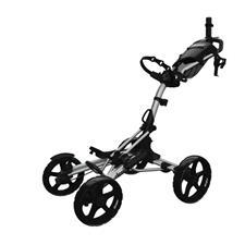 Clicgear Model 8.0+ Push Cart - Silver