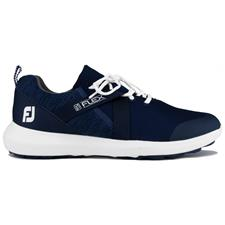 FootJoy Navy FJ Flex Golf Shoes
