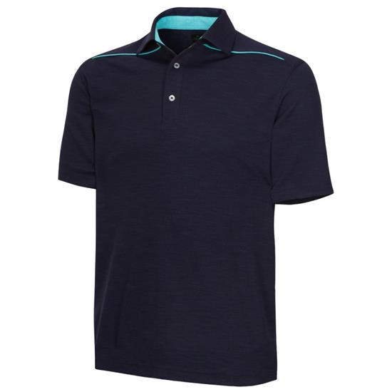 Greg Norman Men's Nautic Polo