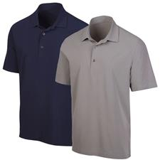 Greg Norman Large X-Lite 50 Solid Polo