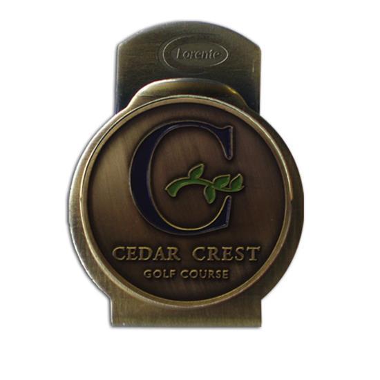 Logo Golf Slider Clip