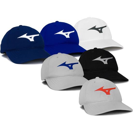 Mizuno Men's Tour Adjustable Hat