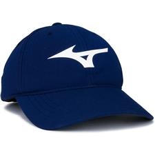Mizuno Men's Tour Adjustable Personalized Hat - Navy-White