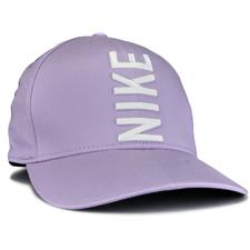Nike Men's AeroBill Classic99 Major Personalized Golf Hat - Purple Dawn-Purple Dawn-Sail