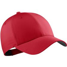 Nike Men's Legacy91 Tech Blank Personalized Hat - University Red