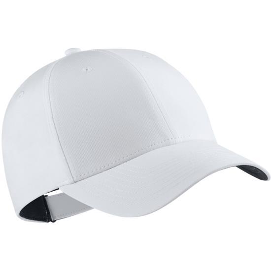 305b32adc Nike Men's Legacy91 Tech Blank Hat - White Golfballs.com