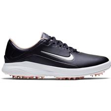 Nike Gridiron-Metallic Silver-Echo Pink-White Vapor Golf Shoes for Women