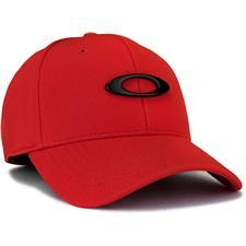 Oakley Men's Tincan Hat - Red-Black - Small/Medium