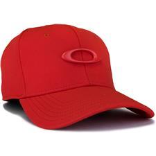 Oakley Men's Tincan Hat - Red - Small/Medium