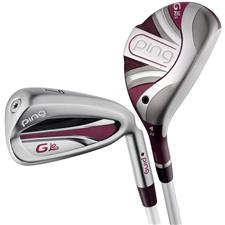 PING Left G Le 2 Graphite Combo Set for Women