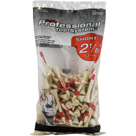 Pride Sports Professional Tee System - Shortee 2-1/8 Inch