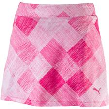 Puma Crosshatch Knit Skirt for Women