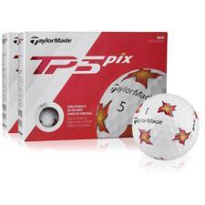 Taylor Made TP5 Pix Double Dozen Golf Balls