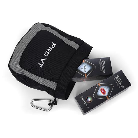 Titleist 6-Ball Valuables Pouch