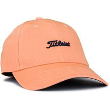 Titleist Men's Nantucket Golf Hat - Apricot-Navy