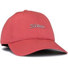 Titleist Men's Nantucket Golf Hat - Island Red-Beige