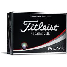 Titleist Prior Gen. Pro V1x Random Player Number Golf Balls