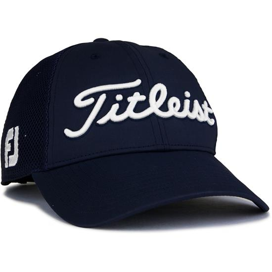 Titleist Men's Tour Performance Mesh Hat