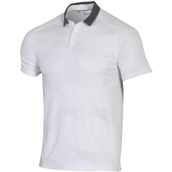 Under Armour Men's Iso-Chill Print Polo