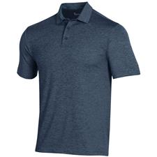 Under Armour Tandem Teal Playoff 2.0 Heather Polo