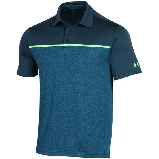 Under Armour Men's Playoff 2.0 Sleeve Chest Stripe Polo
