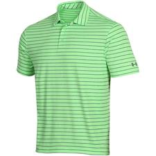 Under Armour Lime Light Playoff 2.0 Tour Stripe Polo