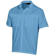 Under Armour Carolina Blue Tide Chase Short Sleeve Shirt