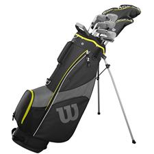 Wilson Profile SGI Carry Complete Club Set for Juniors