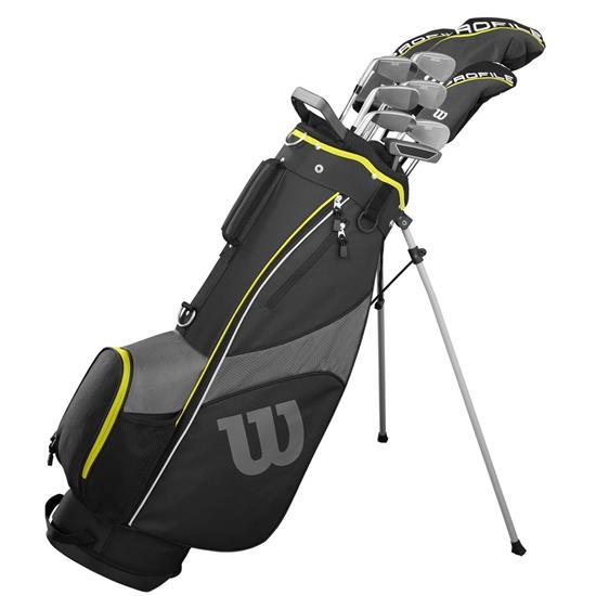 Wilson Profile SGI Carry Complete Club Set for Juniors