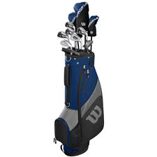 Wilson Profile SGI Cart Complete Club Set for Seniors