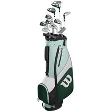 Wilson Profile SGI Cart Complete Club Set for Women