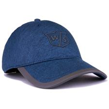 Wilson Staff Men's One Touch Personalized Hat - Denim Blue