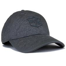 Wilson Staff Men's One Touch Personalized Hat - Charcoal Dark Grey