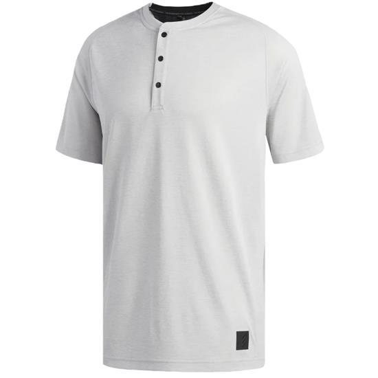 Adidas Men's Adicross No-Show Transition Henley Shirt