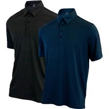 Adidas Personalized Puremotion Microstripe Polo
