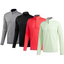Adidas Men's UV Protection 1/4 Zip Sweatshirt