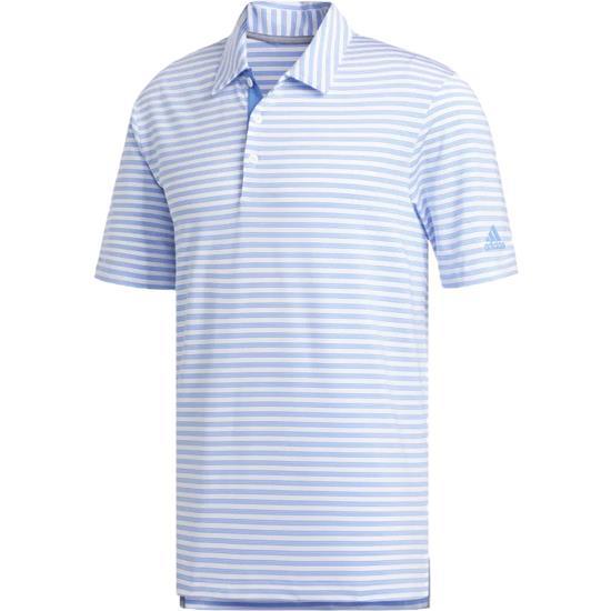 Adidas Men's Ultimate 2.0 2-Stripe Polo