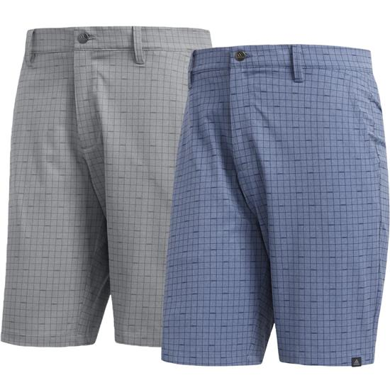 Adidas Men's Ultimate Plaid Short