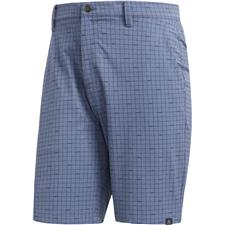 Adidas Tech Ink Ultimate Plaid Short
