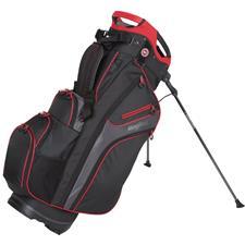 BagBoy Chiller Hybrid Stand Bag - Black-Red