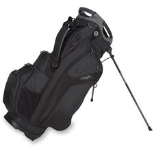 BagBoy Chiller Hybrid Stand Bag - Black-Charcoal
