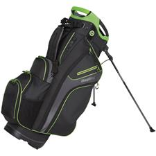 BagBoy Chiller Hybrid Stand Bag - Black-Lime