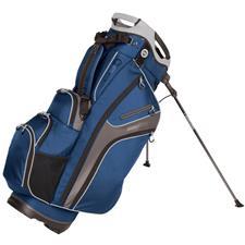 BagBoy Chiller Hybrid Stand Bag - Cobalt-Charcoal-Silver