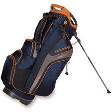 BagBoy Chiller Hybrid Stand Bag - Navy-Orange