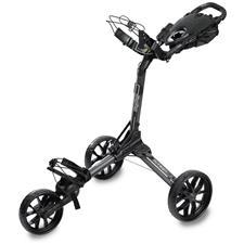 BagBoy Nitron Auto-Open Push Cart - Graphite-Charcoal