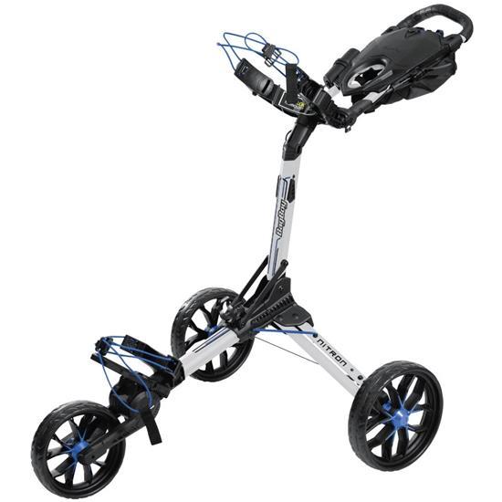 BagBoy Nitron Auto-Open Push Cart