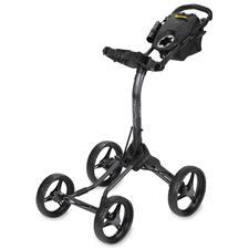 BagBoy Quad XL Push Cart - Graphite-Charcoal