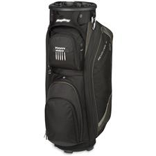 BagBoy Revolver FX Cart Bag - Black-Charcoal-Silver